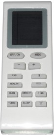 KoldFire Voltas Green AC 08 Compatible Remote Controller + AA/AAA Battery Remote Controller