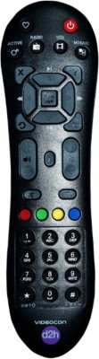 Videocon D2h Sd Digital Set Top Box Remote Controller