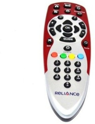 RELIANCE BIG TV Remote Controller