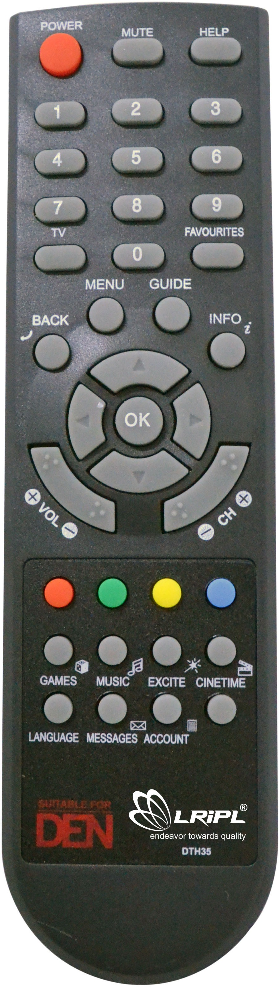 Den Set Top Box Remote Control App For Android - Somurich com