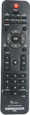 LRIPL Universal REMOTE Compatible for Philips LED Remote Controller