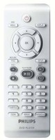 MEPL Compatible Philips Dvd Player Remote Controller(Grey)