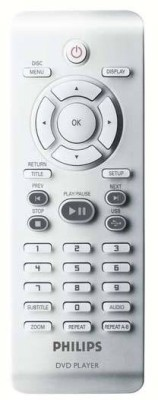 MEPL Compatible Philips Dvd Player Remote Controller