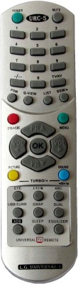 Onlinemart Urc-5 Compatible For LG TV Urc-5 Remote Controller