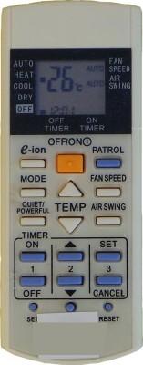 KoldFire Mepl Panasonic AC 23 Compatible Remote Controller
