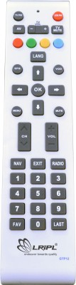 LRIPL GTPL CABLE STB Remote Controller