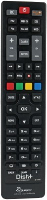LRIPL DTH REMOTE Compatible for DISH TV HD Remote Controller