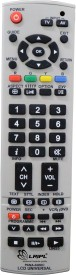 LRIPL PANASONIC LED/LCD UNIVERSAL Remote Controller