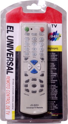 Ruby Universal Tv Remote Js-620+ Operate On Multiple Tv Brand Remote Controller