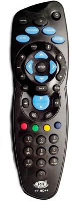 MEPL Compatible Tata Sky Dth Hd++ Set Top Box Remote Controller