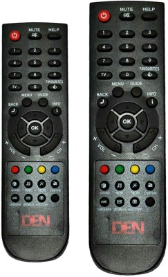 SKYKART DEN Remote Controller BUY ONE GET ONE FREE Remote Controller