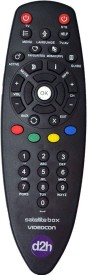 SKYKART SKYKART Settop box remote control for Videovon D2H Remote Controller