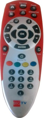 BigTV SD BigSD Remote Controller