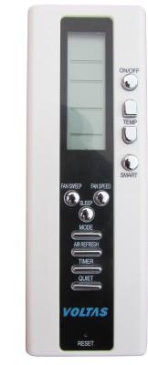 Indiashopers 2015-2016 Compatible for Voltas AC 131 Remote Controller