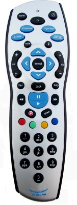 Onlinemart Dth Compatible For Dth Set Top Box Of Tata Sky Hd Plus Remote Controller