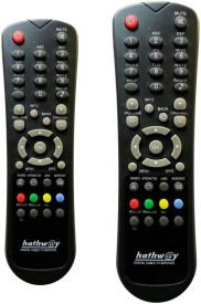 Skykart Hathway Remote Controller Back Info BUY ONE GET ONE FREE Remote Controller