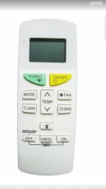 GEPL DAIKIN INVERTER Remote Controller
