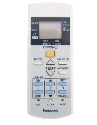 Indiashopers 2015-2016 Compatible for Panasonic AC 86 Remote Controller