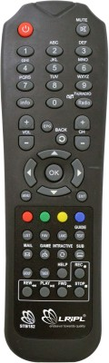 LRIPL SITI DIGITAL SET TOP BOX Remote Controller