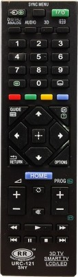 RR LCD, LED TV Remote Controller