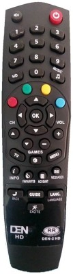 Fox Den DTH Set Top Box Remote Controller