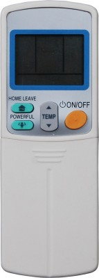 Indiashopers rc-23 Compatible For Daikin Ac 51 Remote Controller