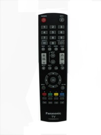 PANASONIC Panasonic LCD/LED Universal RMD-1724 Compatible Original Remote + AA/AAA Battery Remote Controller