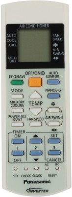 Fox Micro Fox Micro Ac Remote For Panasonic Rc-33-Ac-80 Remote Controller(White)