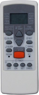 Onlinemart rc-03 Compatible For O-Genral Split Ac 40 Remote Controller(Cream)