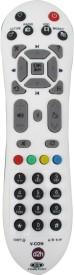 SKYKART Videocon d2h Remote White Remote Controller