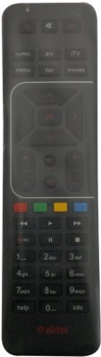 Swiftech Airtel-Hd-Rcording Remote Controller
