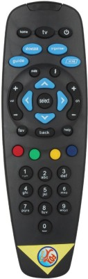 Fox Micro Fox Micro Remote For Tata Sky Remote Controller