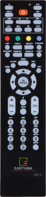 Earthma Ion-3 Er217 Remote Controller(Black)
