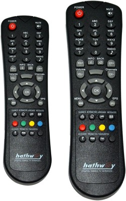SKYKART Hathway Remote Controller Tab BUY ONE GET ONE FREE Remote Controller