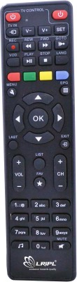 LRIPL GTPL CABLE HD SET TOP BOX Remote Controller