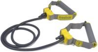 Reebok Adjustable Level - 2 Resistance Tube(Black, Yellow)