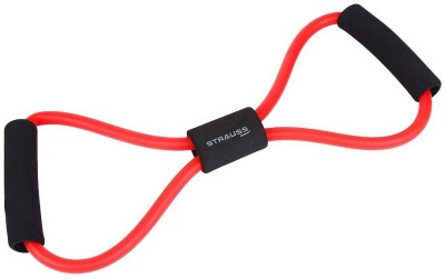 strauss Soft Yoga Chest Expander Resistance Tube