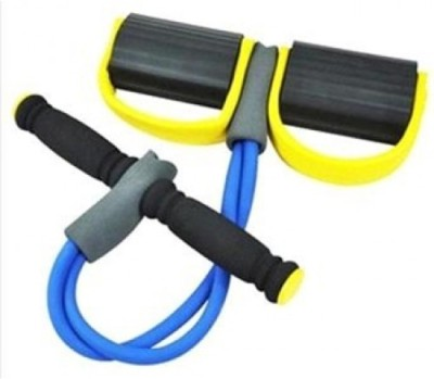 Vmore Body Trimmer Pull Rope Exercise Tool Ideal for slimming and strengthening waist Resistance Tube