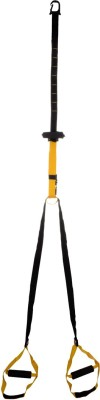 Body Sculpture Suspension Trainer Resistance Tube(Multicolor)