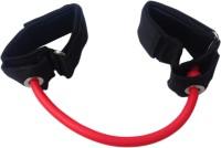 Sahni Sports Leg Toning Tube Medium / Side Stepper Resistance Tube(Red, Black)
