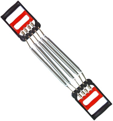 Spartan 5 Spring Chest Expander with Hand Grip Resistance Tube