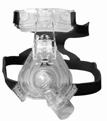 MAS NM-01 CPAP Nasal Mask Respiratory Exerciser