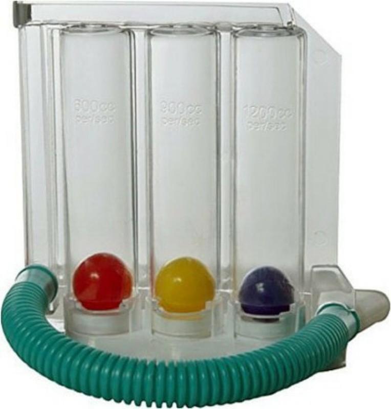 Medicalbulkbuy RE201 Tri-ball Respiratory Exerciser(Pack of 1)