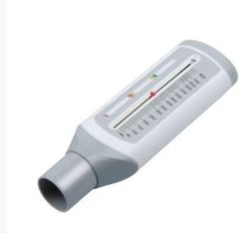 Rossmax PF120A Peak Flow Meter Respiratory Exerciser(Pack of 1)