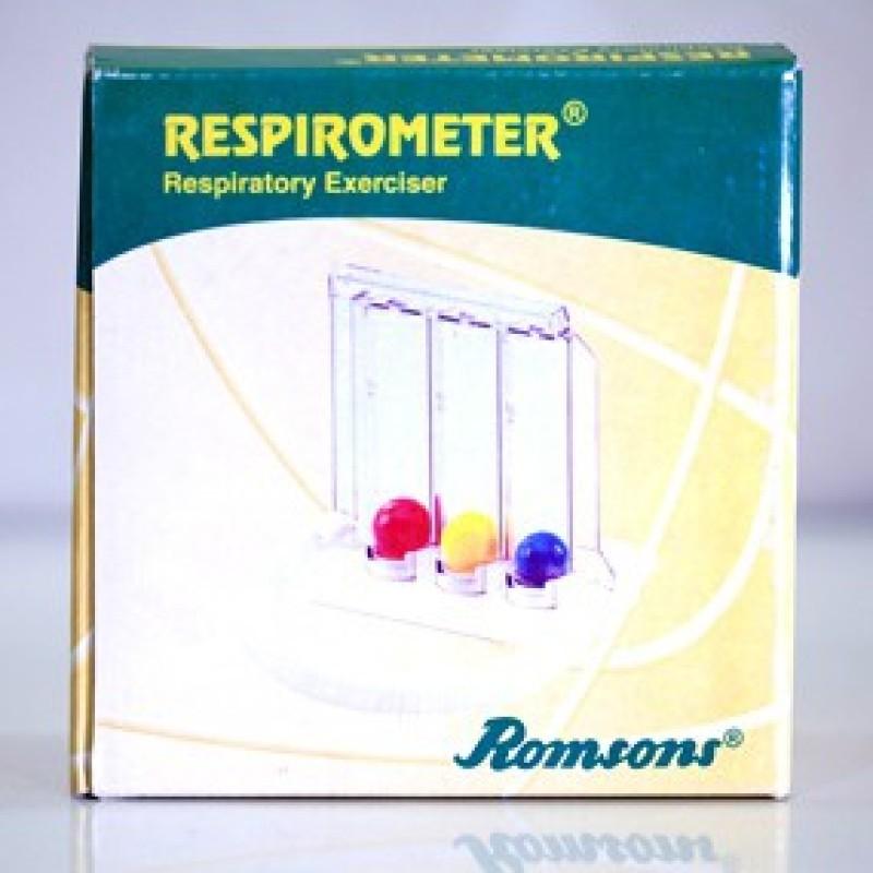 Romsons SH-6082 Tri-Ball Respiratory Exerciser(Pack of 1)