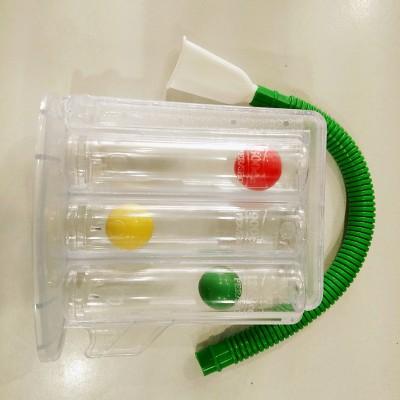 Life-O-Line L-3060 Tri-Ball Respiratory Exerciser