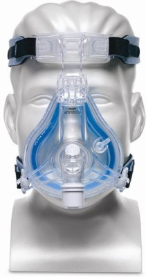 medicalbulkbuy RSP11 Philips Respironics Comfort Gel Blue Full Face Mask Respiratory Exerciser(Pack of 1)