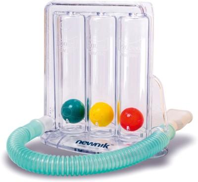 Newnik RE201 Three Ball Respiratory Exerciser(Pack of 1)