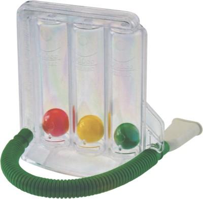 Lars Medicare 3563 Tri-Ball Respiratory Exerciser