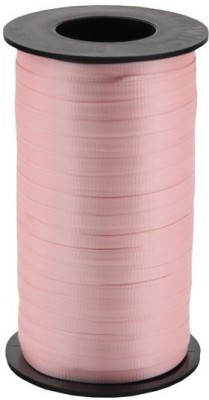 Bubbly Balloon Ribbon Pink Polypropylene Ribbon